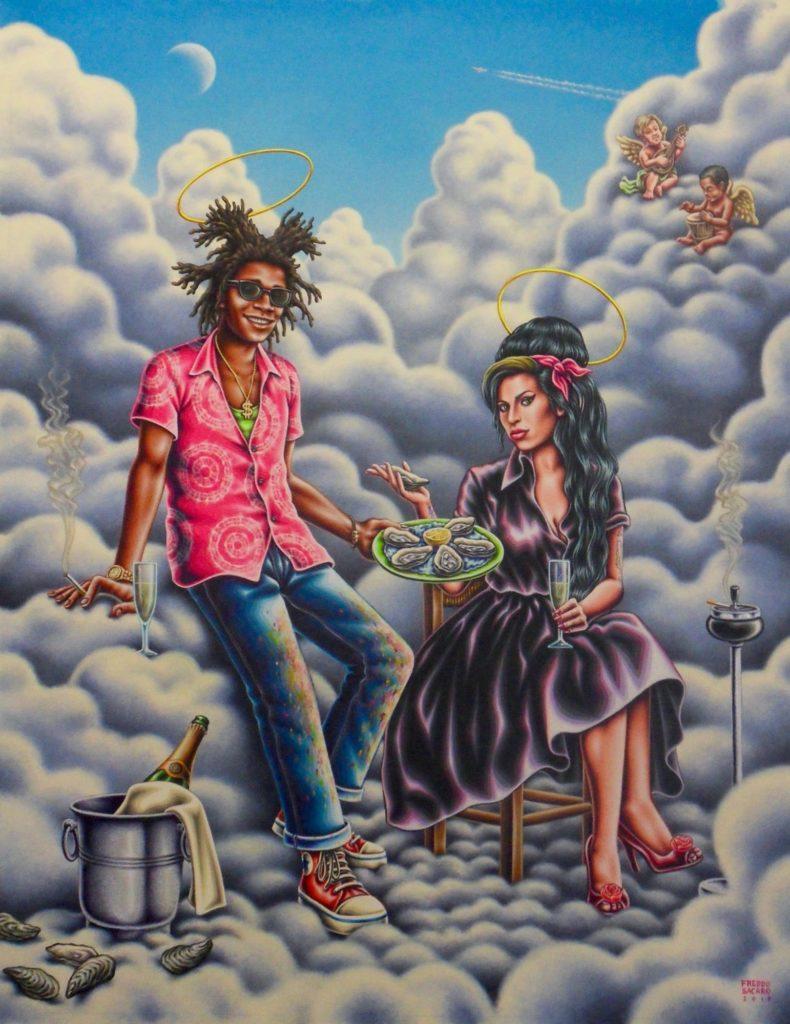 Amy & Jean-Michel